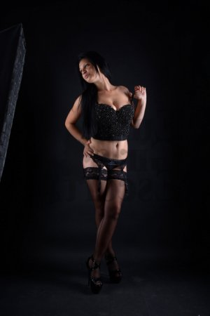 Eudeline escort girl in Traverse City & massage parlor