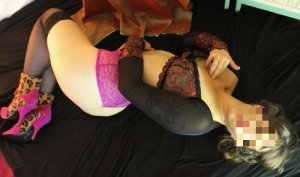Thalys escort in Pewaukee WI and nuru massage