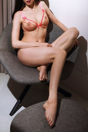 Alexyane escort girl, nuru massage