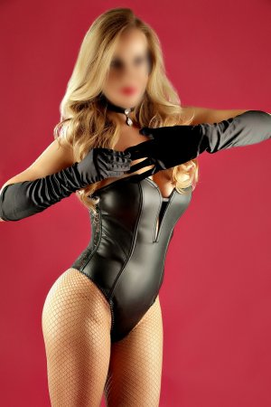 Ursuline ebony live escort in Sierra Vista